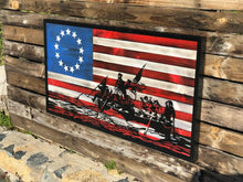 Washington on the Delaware - Your American Flag Store