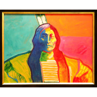 """Sioux"" By John Nieto"