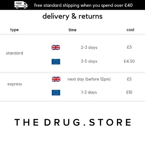 TheDrug.Store CBD UK Delivery