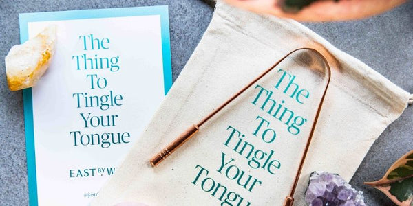 Buy East by West Copper Tongue Tingler | Jasmine Hemsley | UK TheDrug.Store
