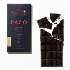 Buy Paso CBD Dark Chocolate UK TheDrug.Store