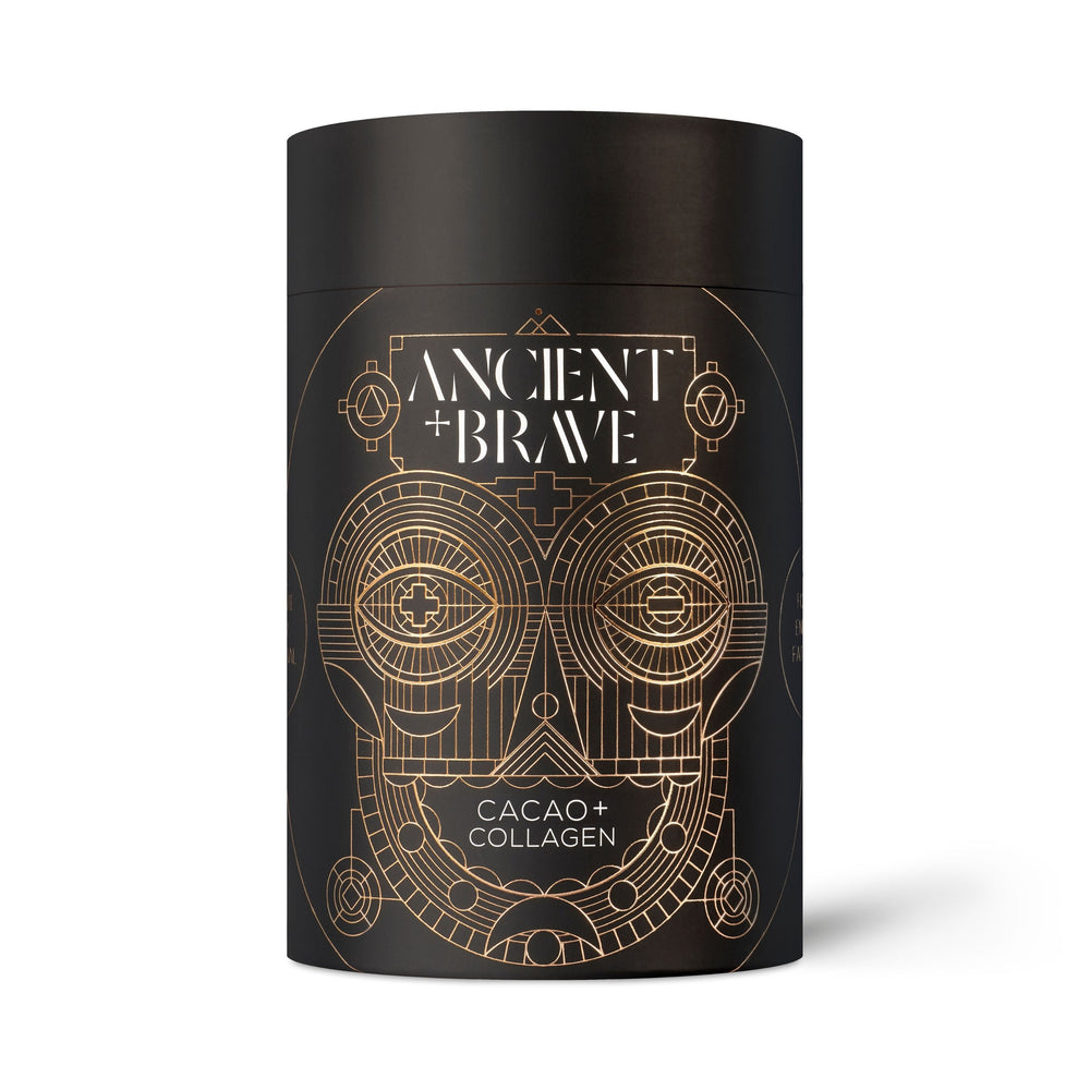 Ancient and Brave Cacao + Collagen (250g)