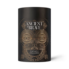 Buy Ancient and Brave Cacao+Collagen Blend UK TheDrug.Store