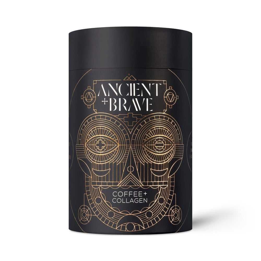 Buy Ancient and Brave Coffee and Collagen Morning Blend online UK TheDrug.Store