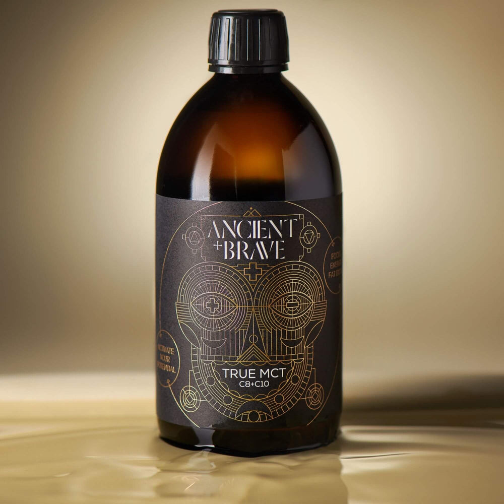 Ancient and Brave True MCT Oil (500ml) Drink Ancient and Brave