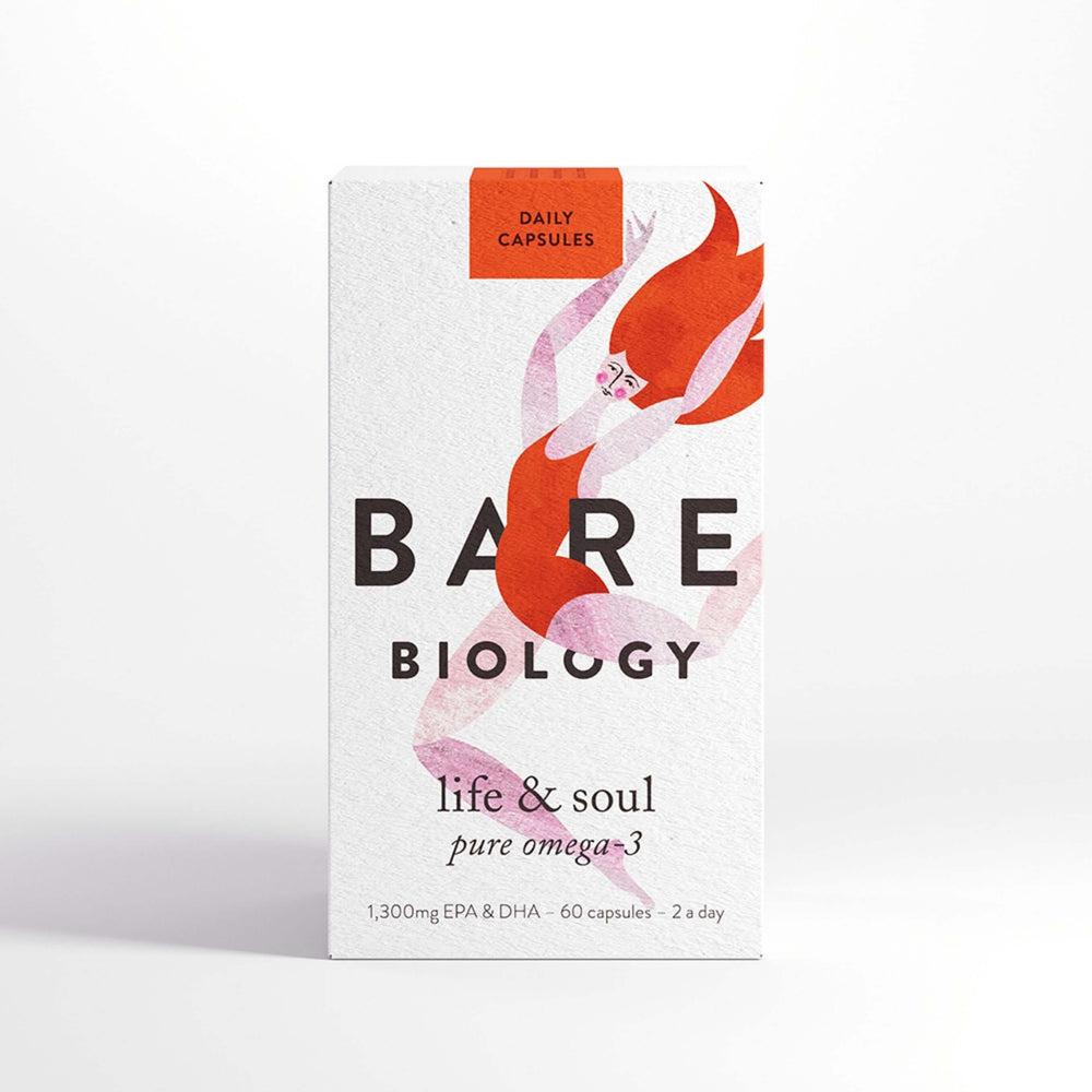 Bare Biology Life & Soul Maxi Capsules Capsules Bare Biology