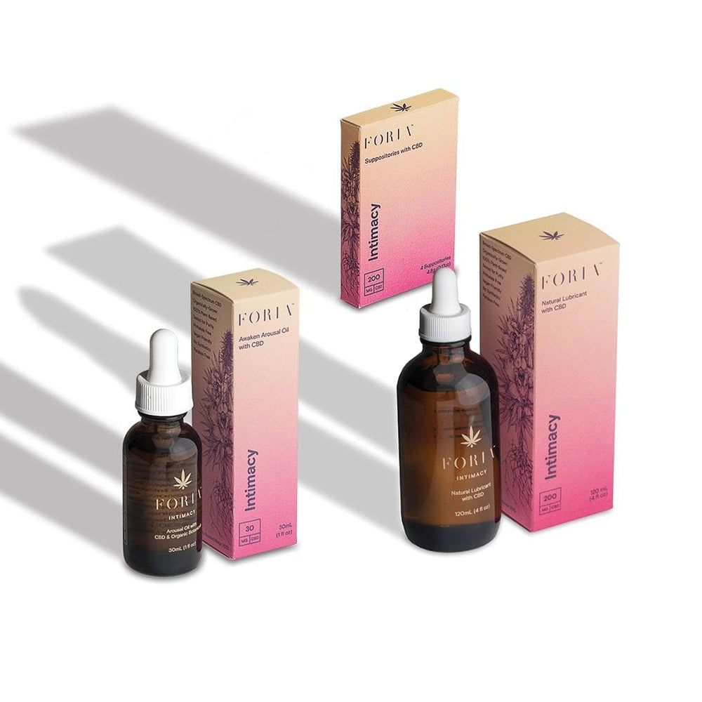 Foria Intimacy Trio Gifts Foria
