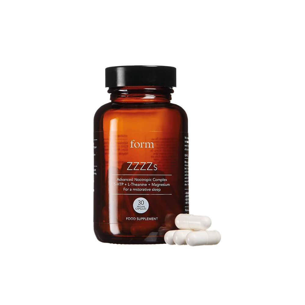Form Nutrition ZZZZs Capsules Form Nutrition
