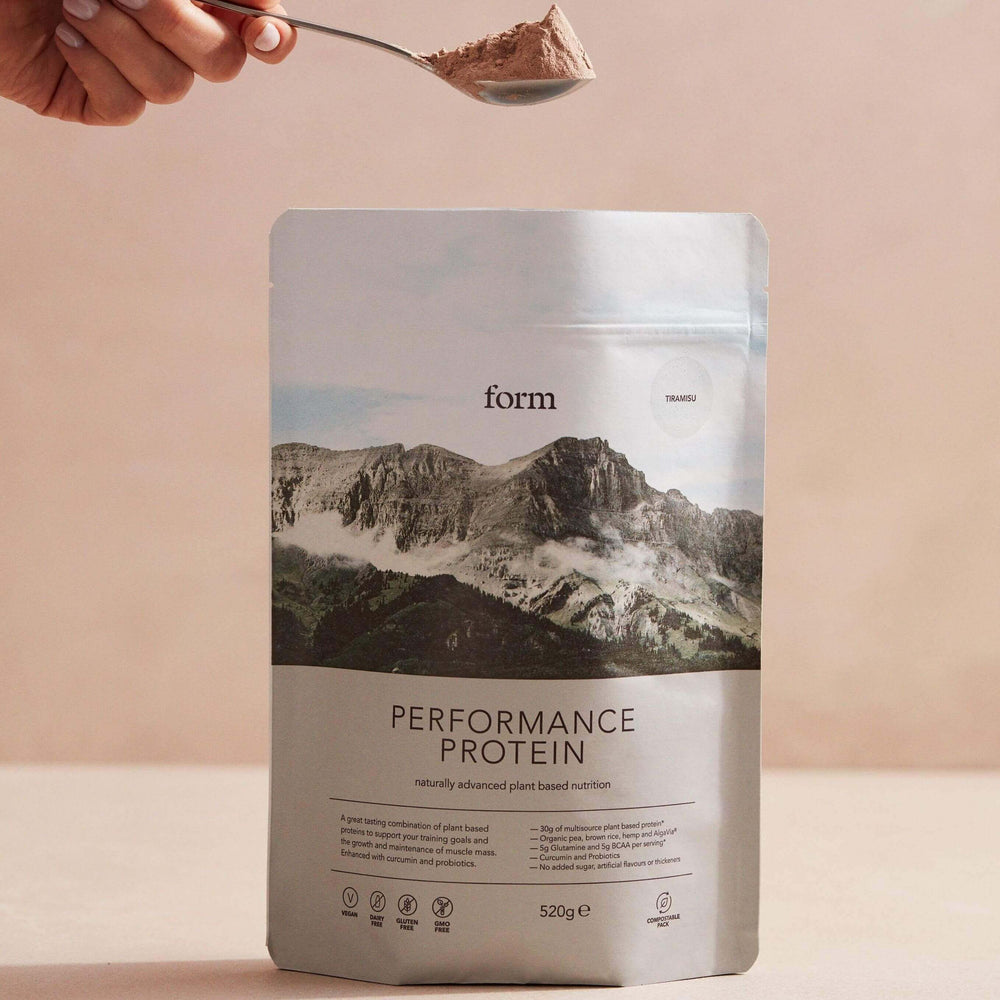 Form Nutrition Performance Blend Protein Powder Powder Form Nutrition