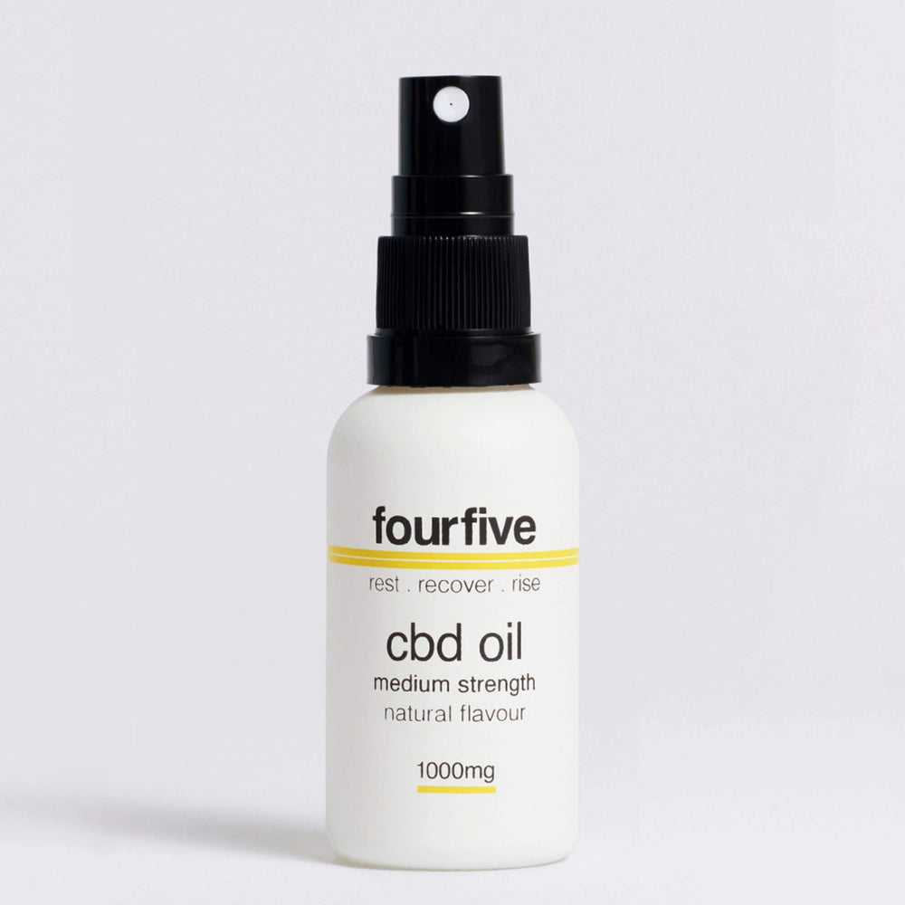 FourFive CBD Oil (500mg-2000mg) Oil FourFive 1000mg