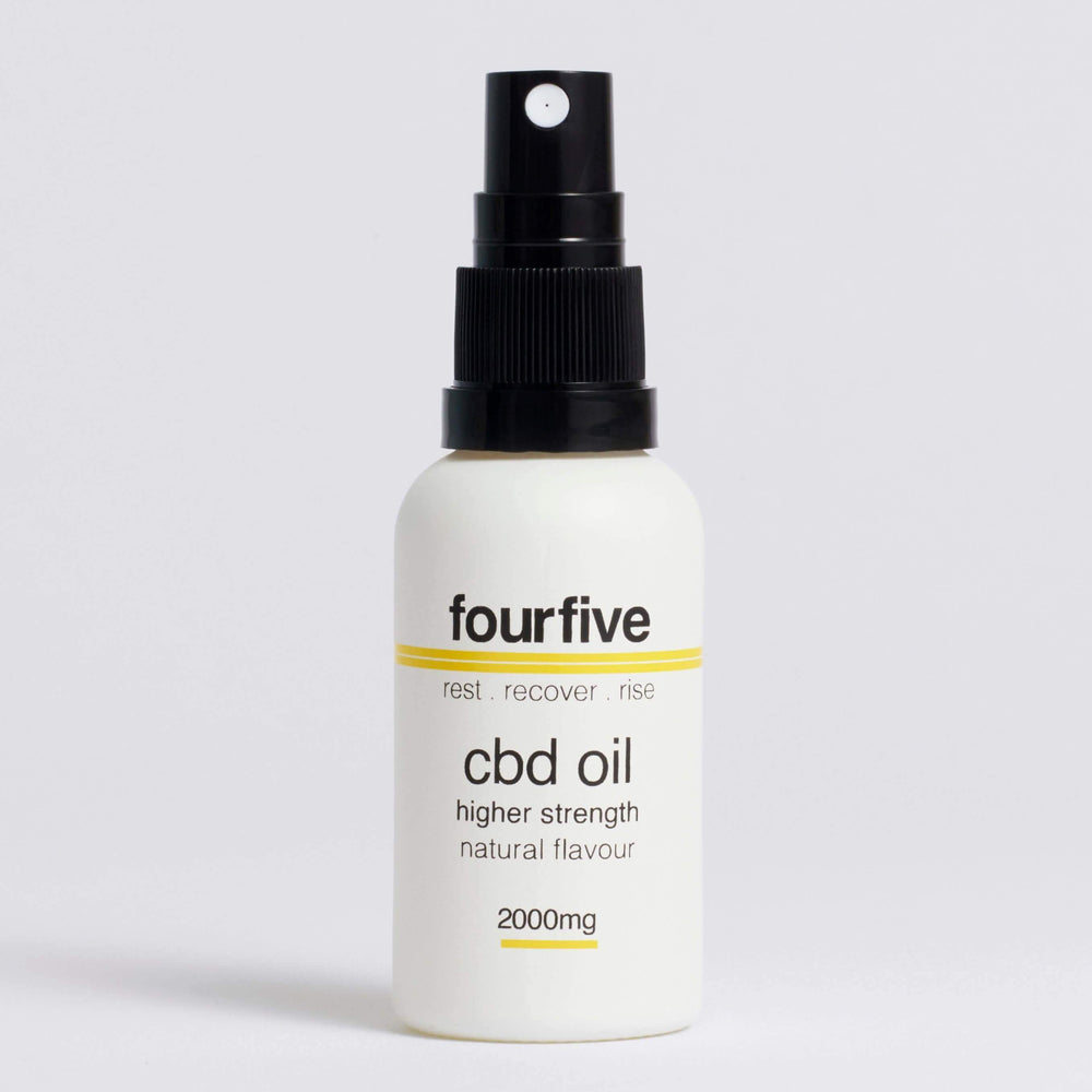 FourFive CBD Oil (500mg-2000mg) Oil FourFive 2000mg