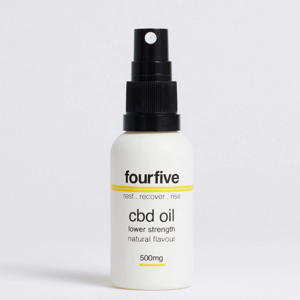 FourFive CBD Oil (500mg-2000mg) Oil FourFive 500mg