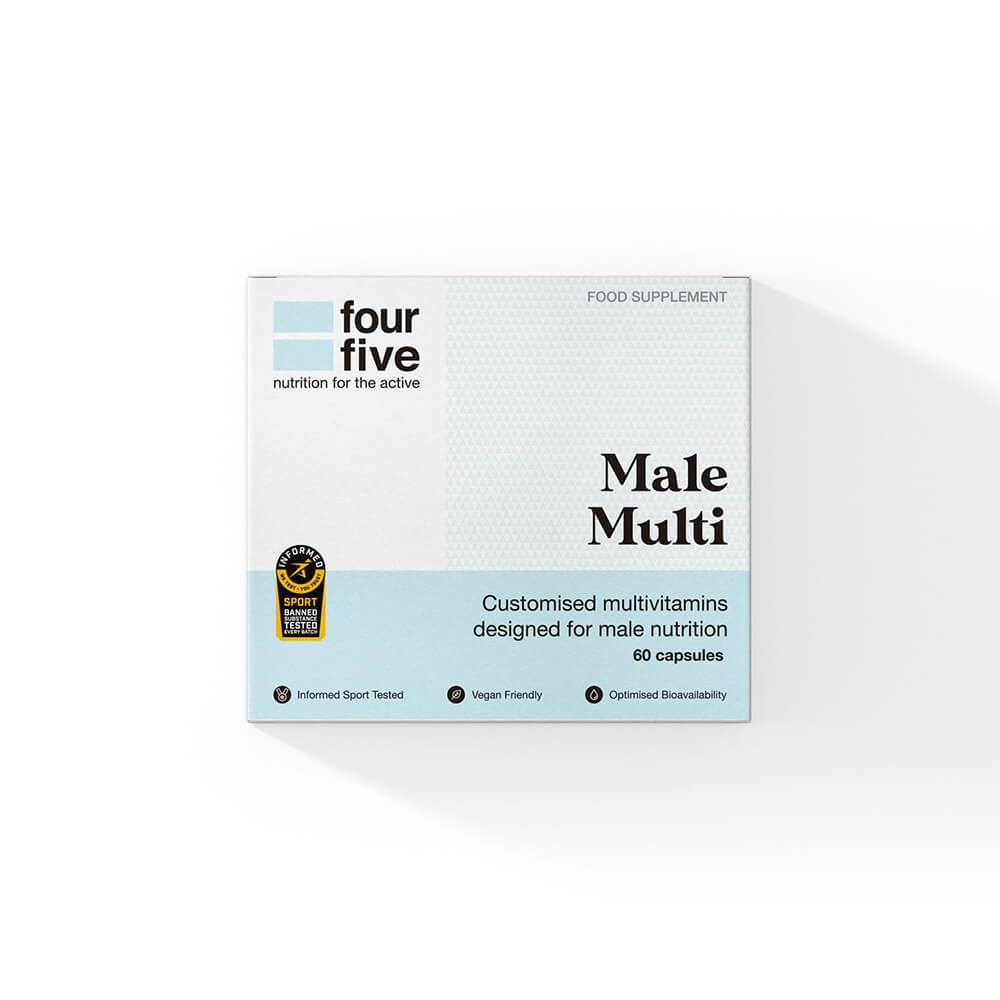 FourFive Male Multivitamins Capsules FourFive