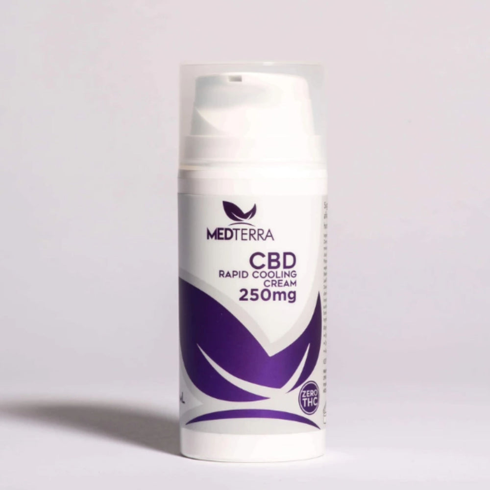 CBD Cooling Cream Topicals Medterra