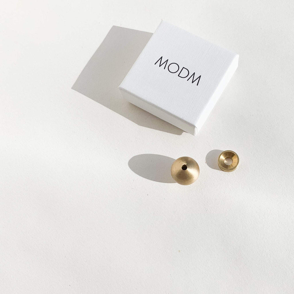 MODM Brass Incense Holder Accessories MODM