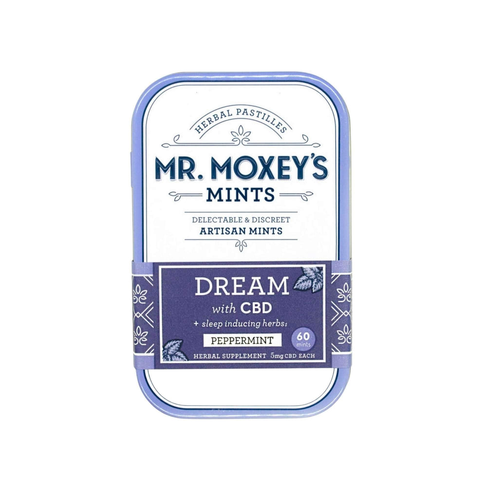Mr Moxey's Dream CBD Mints Capsules MrMoxey