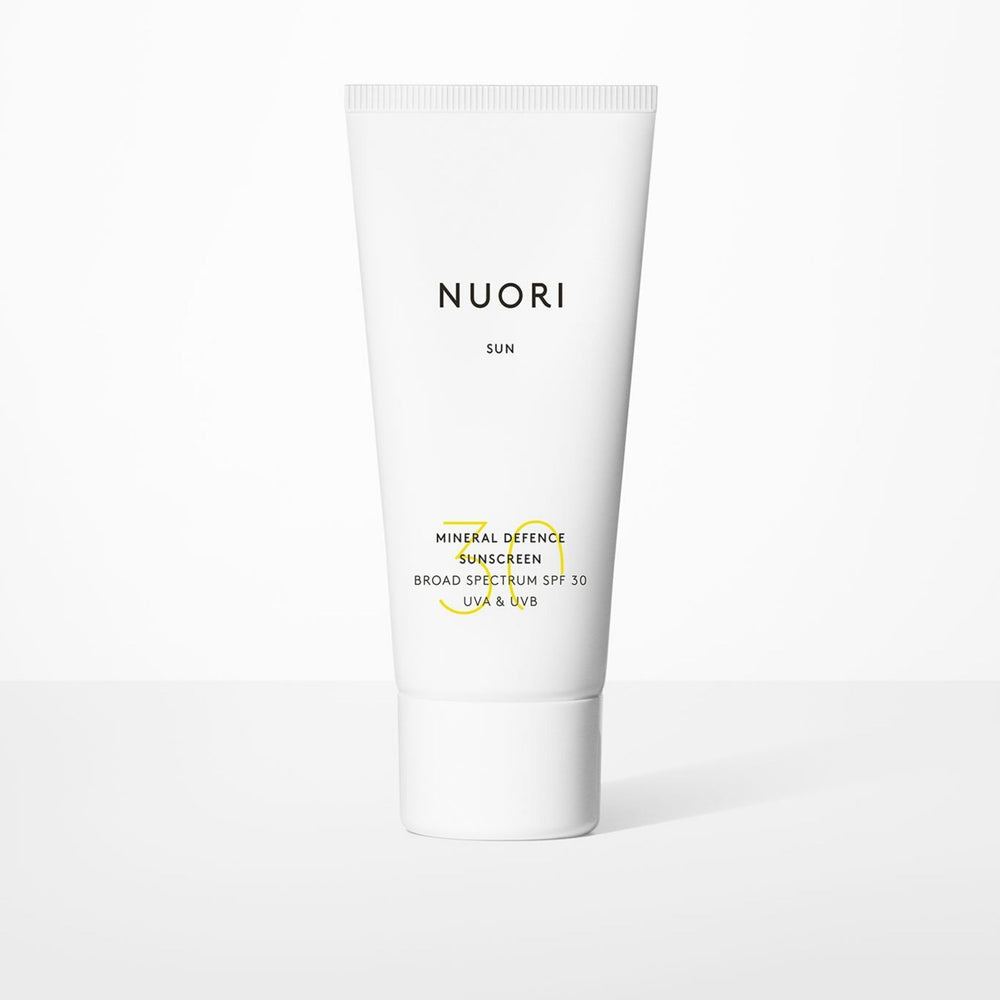 Nuori Mineral Defence Sunscreen (SPF 30) Topicals Nuori