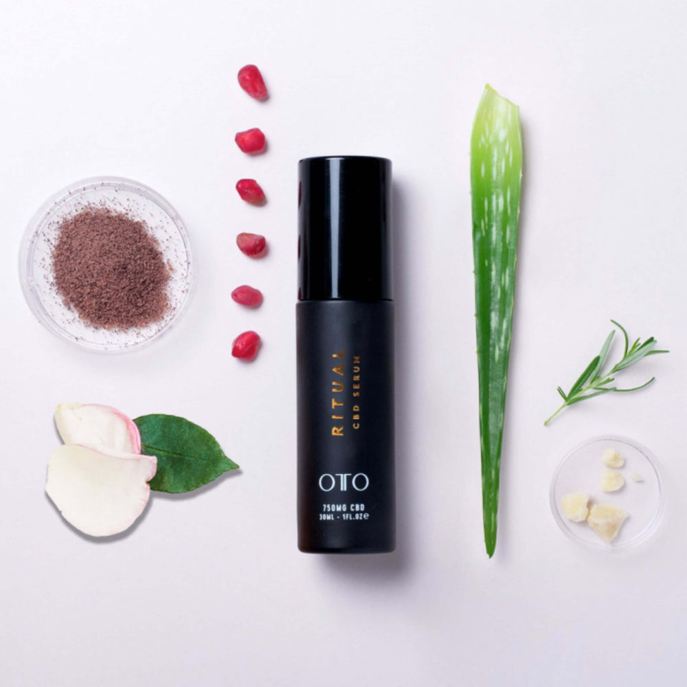 OTO Ritual CBD Serum Topicals OTO