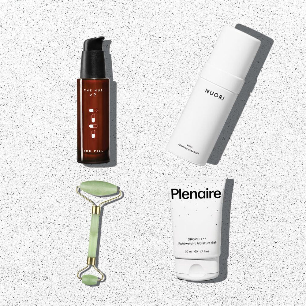 The Daily Evening Skincare Bundle Gifts Thedrug.store