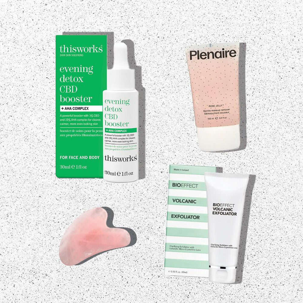 The Skin Detox Bundle Gifts Thedrug.store