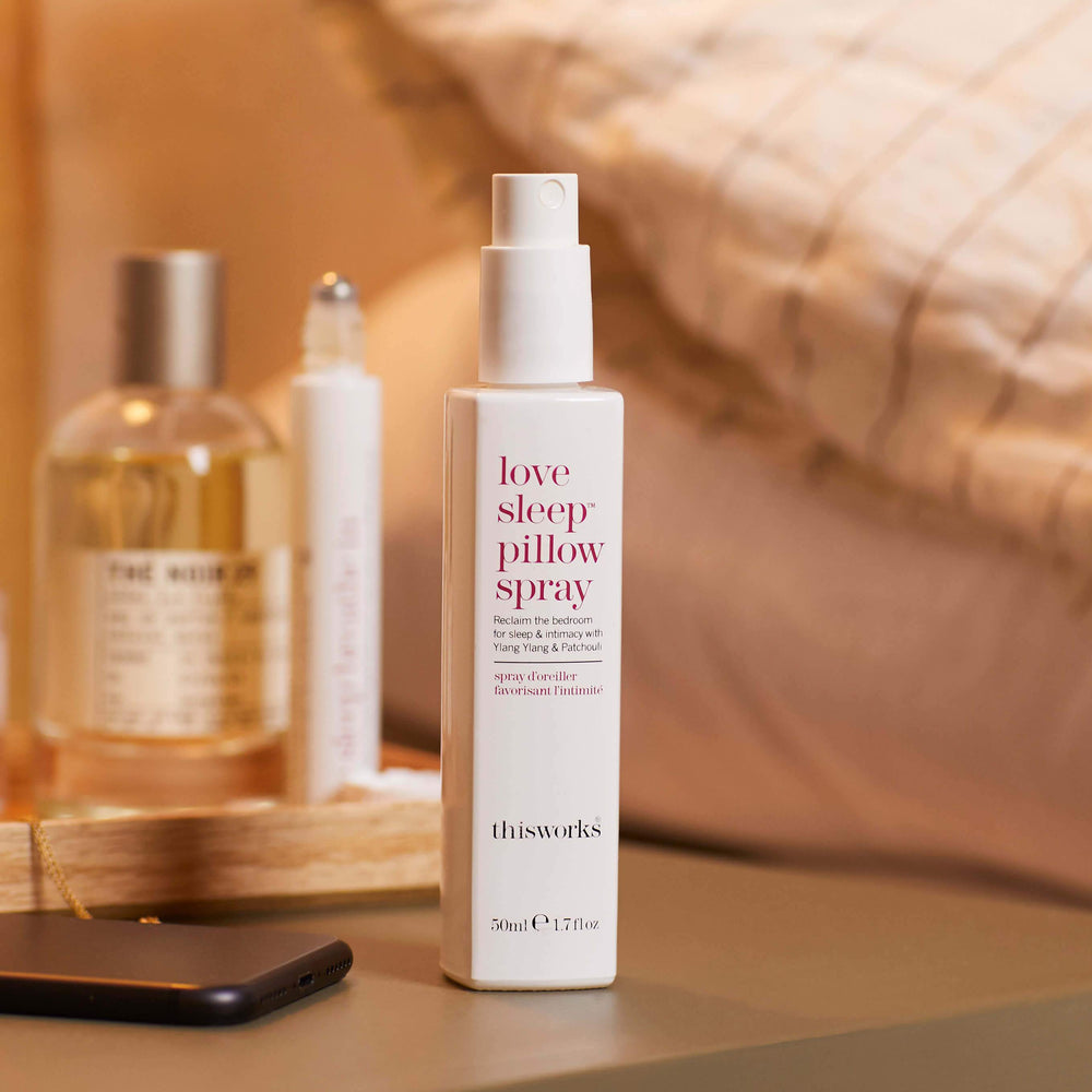 This Works Love Sleep Pillow Spray Topicals ThisWorks