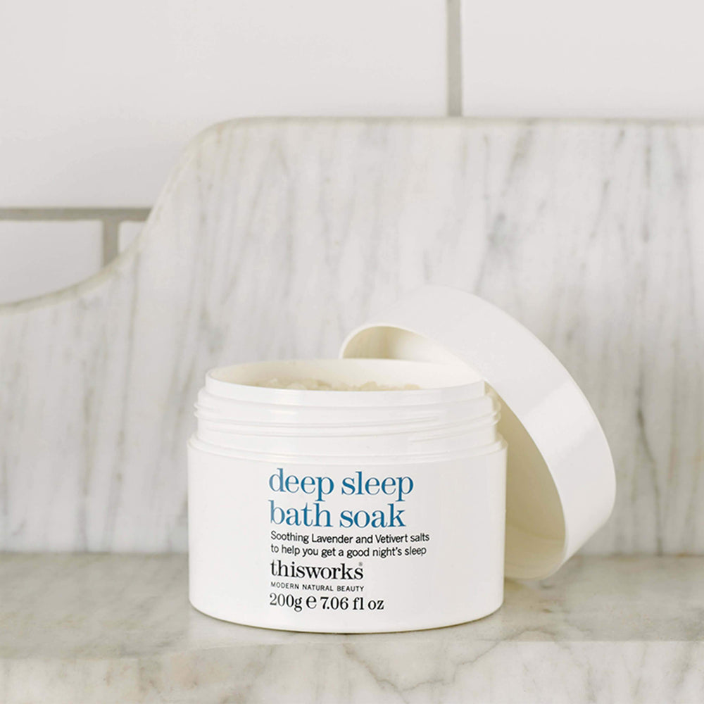 This Works Deep Sleep Bath Soak Topicals ThisWorks
