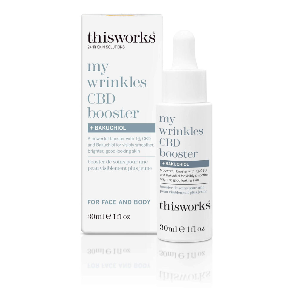 ThisWorks My Wrinkles CBD Booster + Bakuchiol 30ml TheDrug.Store