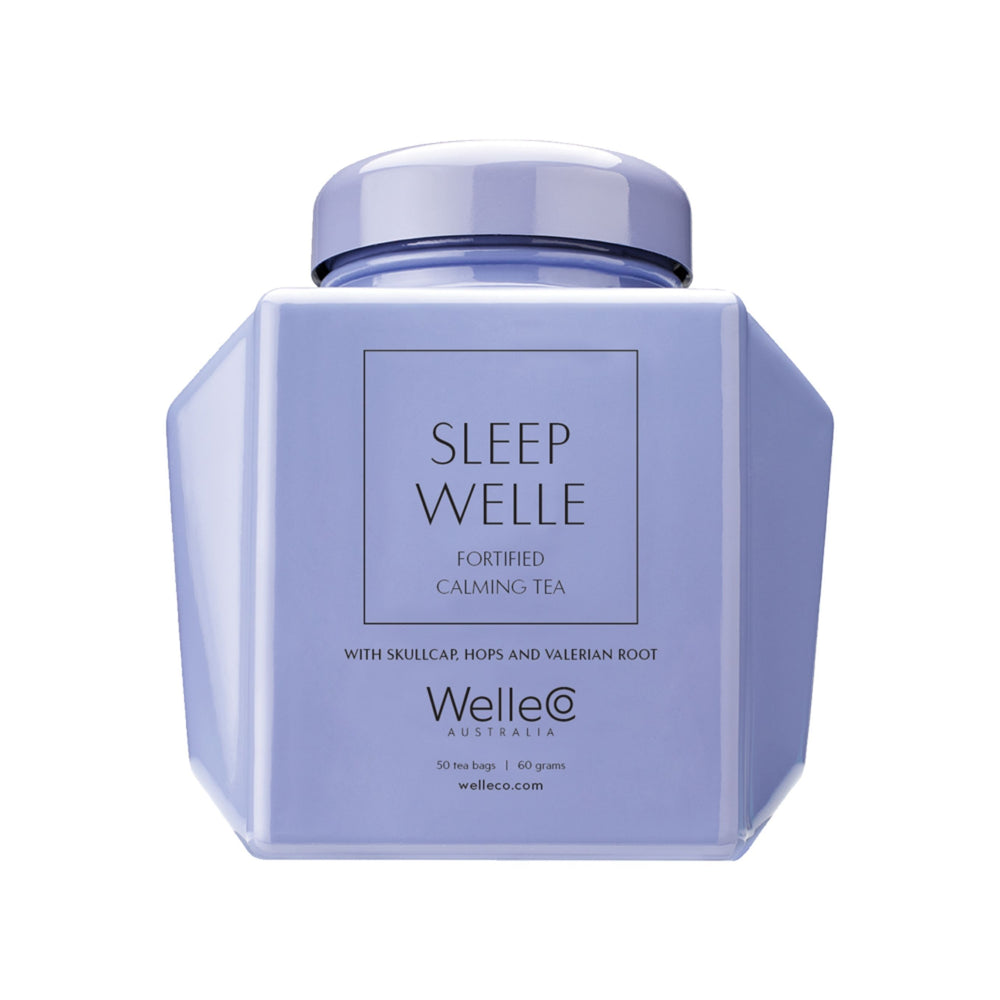 WelleCo Sleep Welle Calming Tea Drink WelleCo