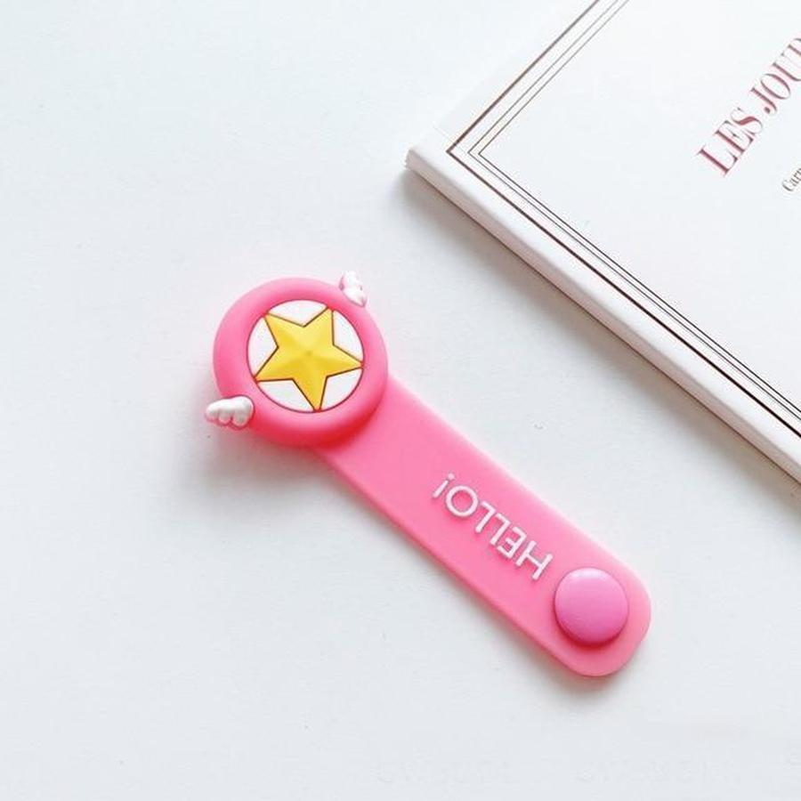 Adorable Toon Cable Winder