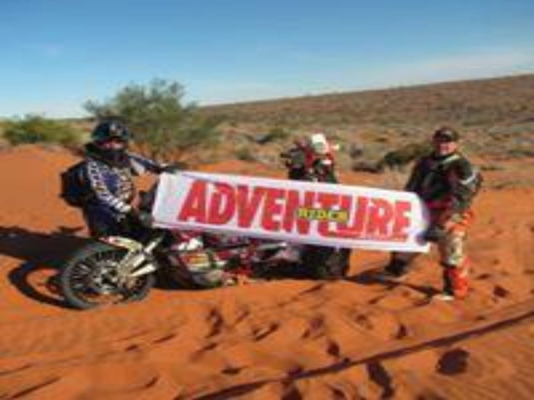 ADVX 21    14 day ride  AUSTRALIA CROSSING 5th June  2021