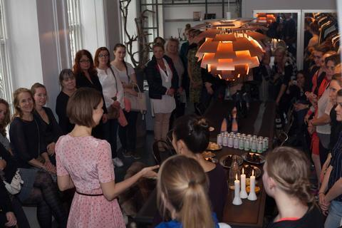 roccamore's first try-out event in Copenhagen!