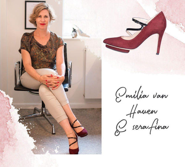 Emilia Van Hauen - Serafina Shoe Review