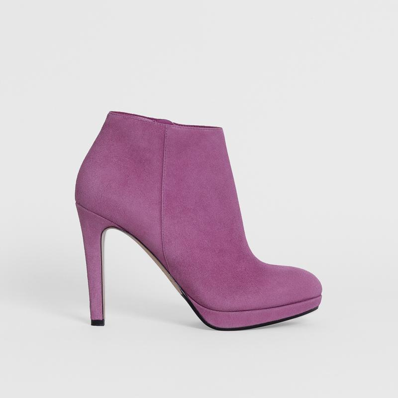penny boot pink