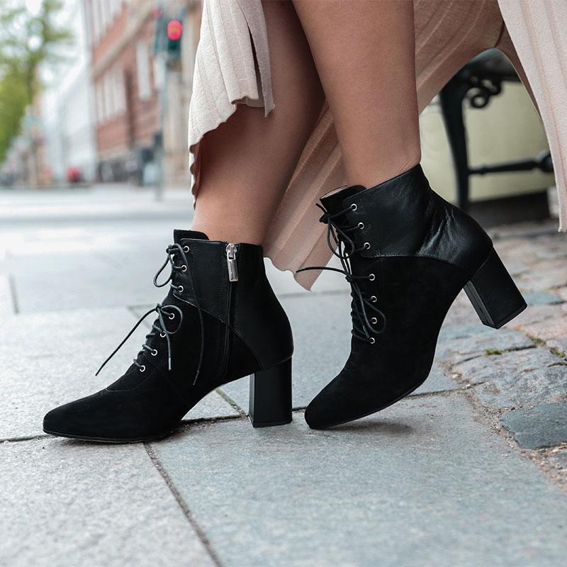 cora-black-suede-leather-lace-block-heel-boot-roccamore