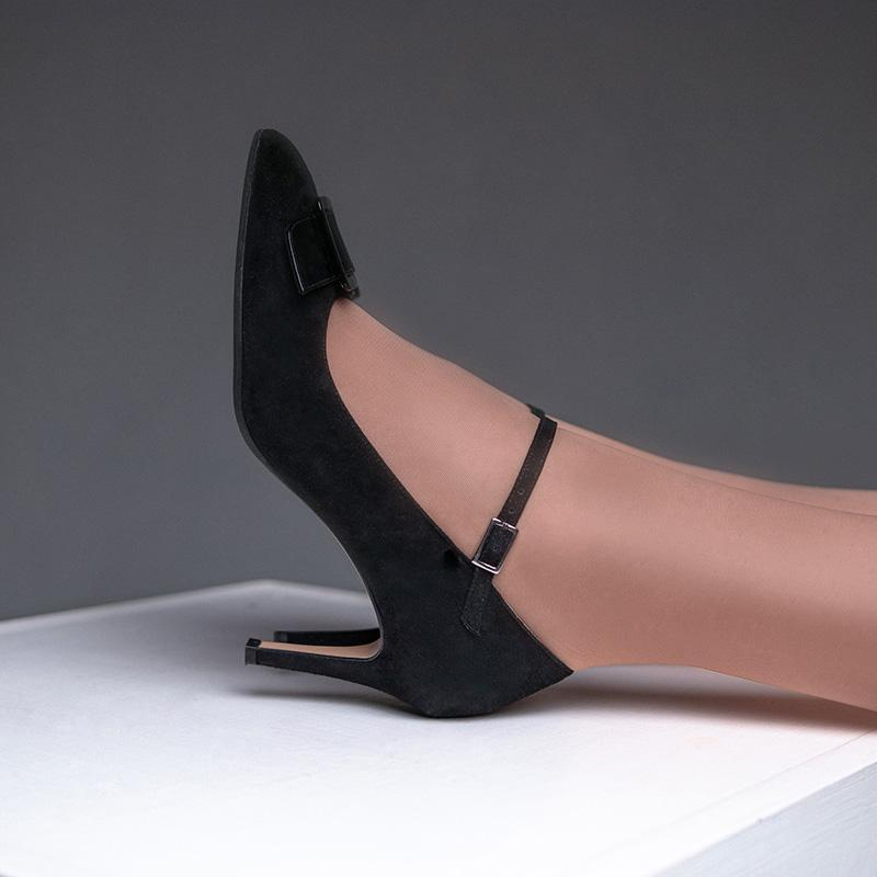 sara-black-suede-stiletto-pump-roccamore