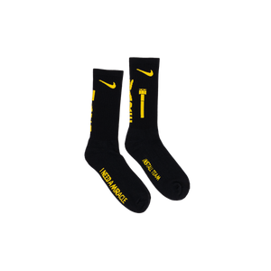 Hardware Socks Black