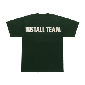 Install Team All Star T-Shirt Green