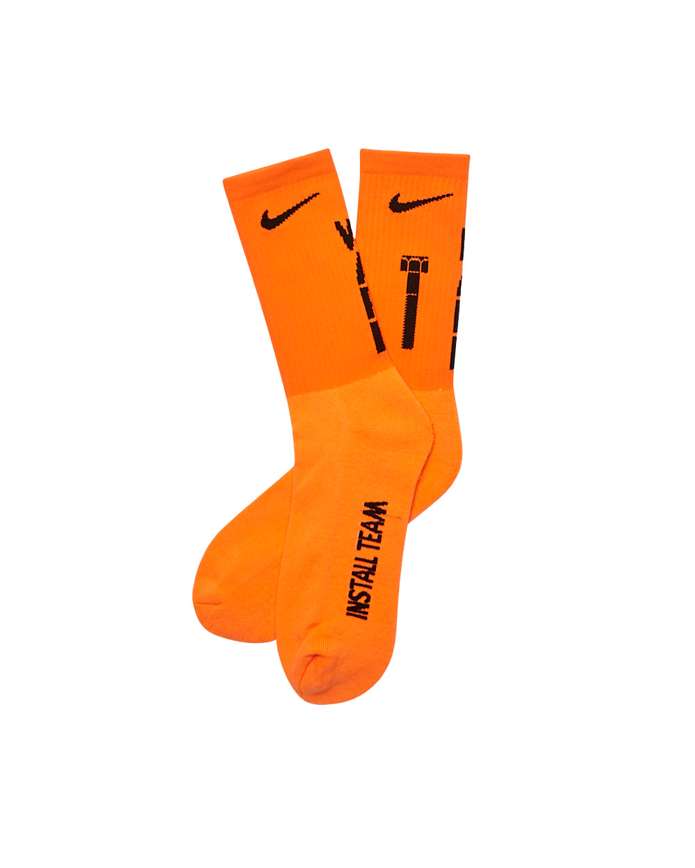 Hardware Socks Safety Orange