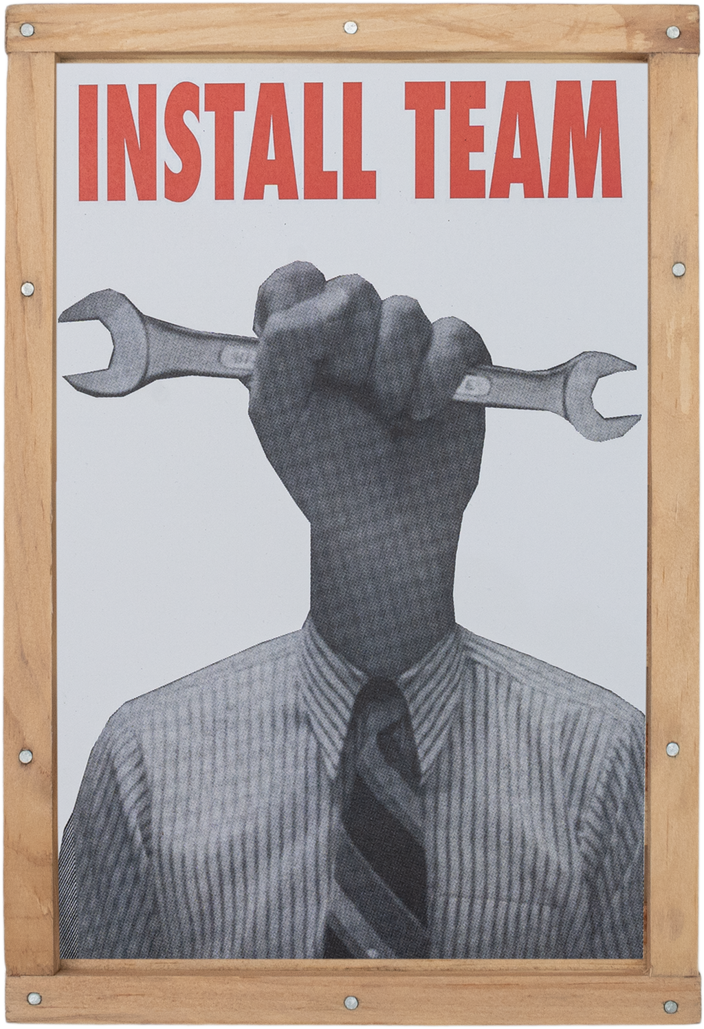 INSTALL TEAM Notepads