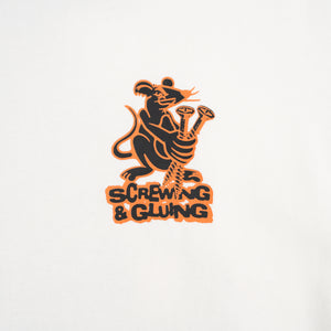 "NYS U.P.W.W. ""Screwing & Gluing"" T-Shirt"