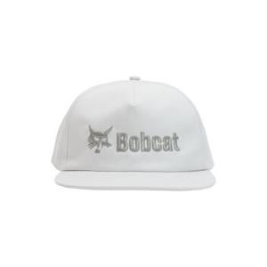 Gus' Bobcat Hat White
