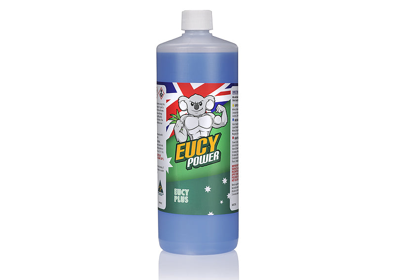 Sanitiser and All Purpose Cleaner - Single Eucy Plus - 1 Litre