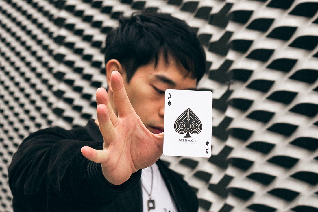 MIRAGE PLAYING CARDS v3 Eclipse Edition