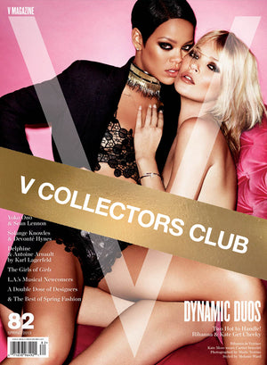 V COLLECTORS CLUB PRESENTS: RIHANNA RI-MIX - V95 & V82