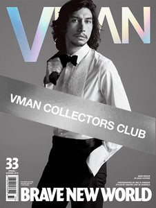 VMAN COLLECTOR'S CLUB PRESENTS: ADAM DRIVER - VMAN33