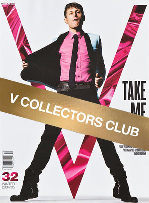 V COLLECTOR'S CLUB PRESENTS: ALEX KAPRANOS - V32