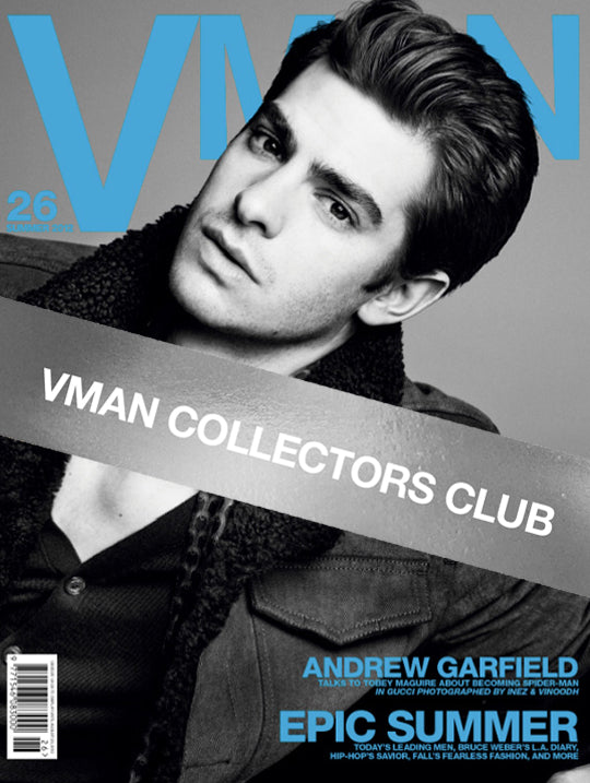 VMAN COLLECTOR'S CLUB PRESENTS: ANDREW GARFIELD - VMAN26