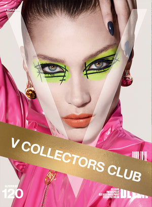V COLLECTORS CLUB PRESENTS: THE MANY FACES OF BELLA - V120