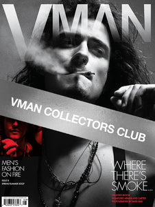 VMAN COLLECTOR'S CLUB PRESENTS: ORLANDO BLOOM - VMAN8
