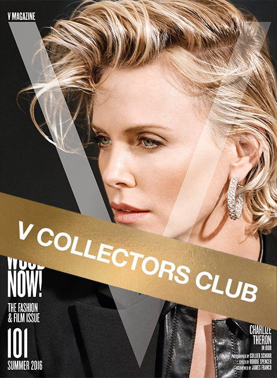 V COLLECTOR'S CLUB PRESENTS: CHARLIZE - V101